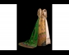 Louise, Duchess of Devonshire's 'Queen of Zenobia' Ball Gown for the Devonshire House Ball